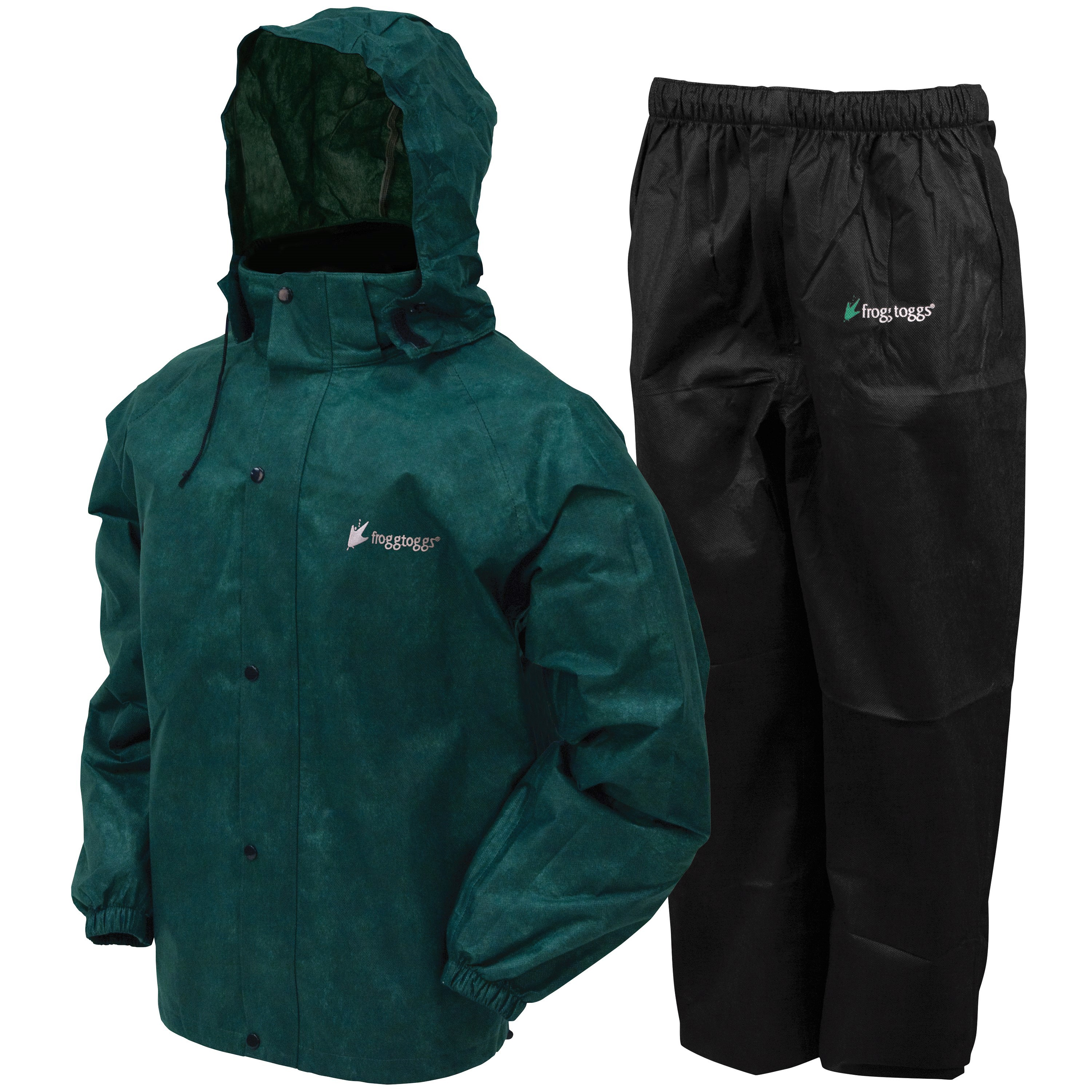 All Sports Suit 2X Large Green/Black, AS1310-109-2X