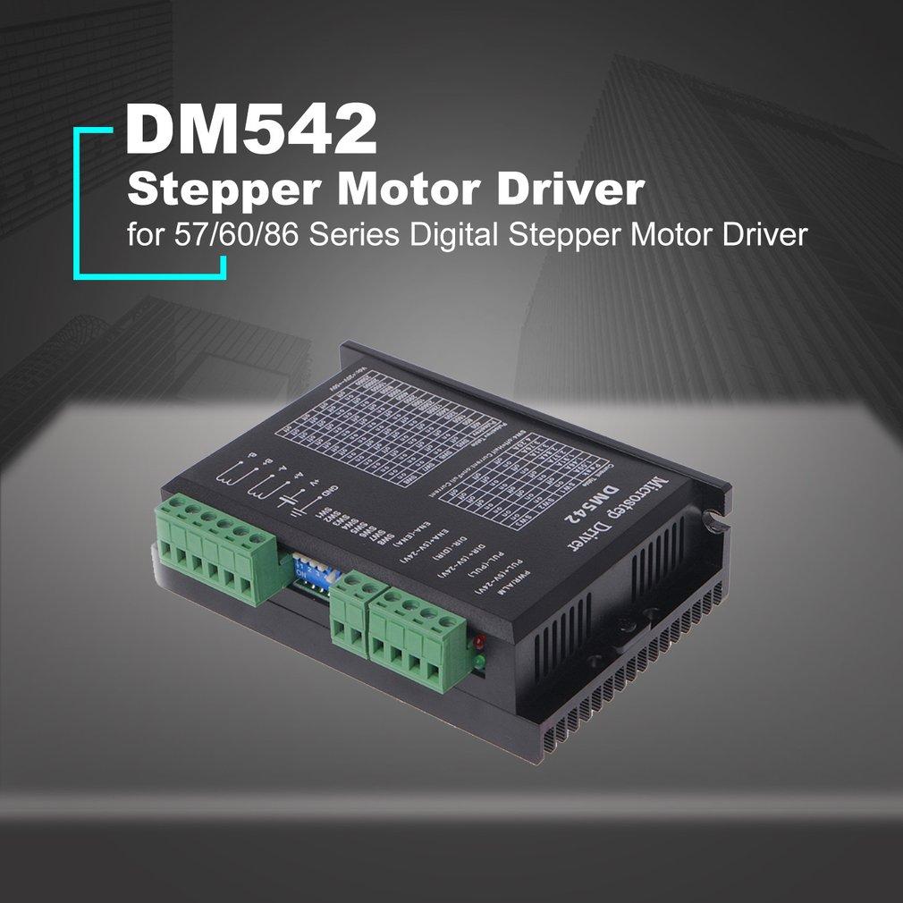 TB6600 Stepper Motor Driver  4A Nema 23 Nema 34 42//57//86 Nema17 4A DC9-40V