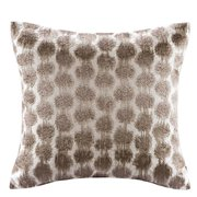 Echo Design Odyssey Square Pillow in Brown Finish EO30-548