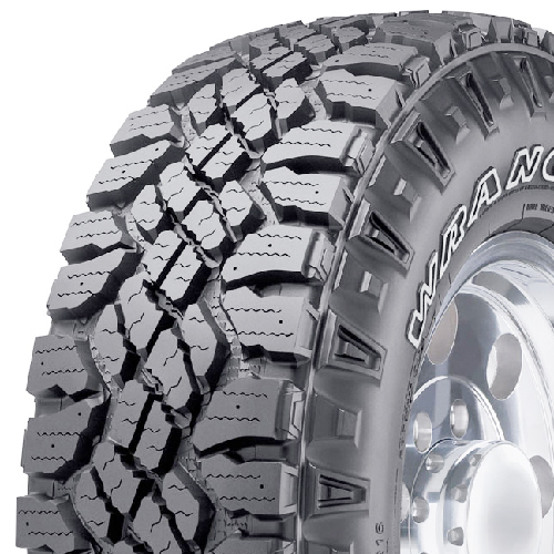 Goodyear Wrangler DuraTrac LT285/60R20 125Q BSL Commercial Traction tire