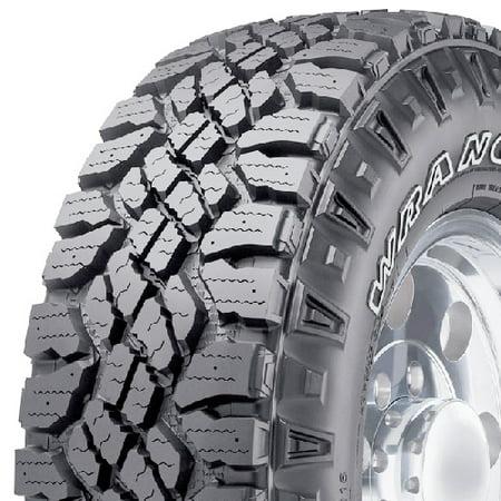 Goodyear Wrangler DuraTrac 255/75R17 115 S Tire (2009 Jeep Wrangler Unlimited Sahara Tire Size)