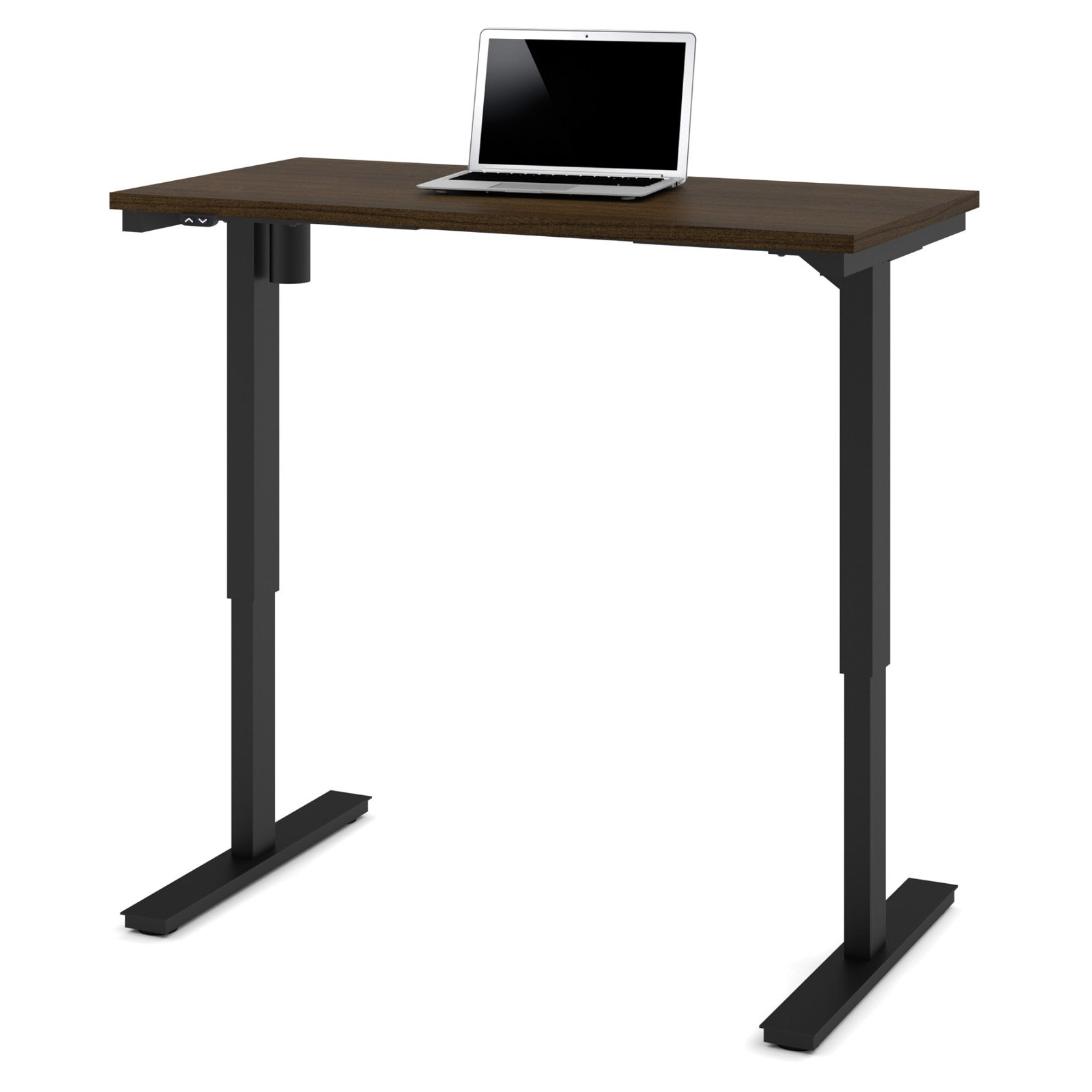 "Bestar 24"" x 48"" Electric Height Adjustable Table, Multiple Colors by Bestar"