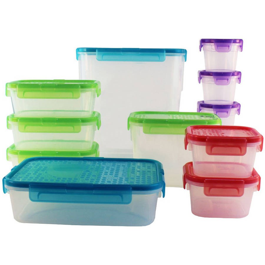 Snapware Airtight 24-Piece Food Storage Set