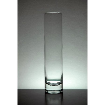 Weighted Glass Bud Vases 175 X 75 Set Of 12 Walmart
