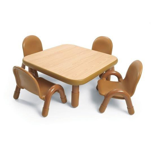 Angeles 30'' Square Activity Table