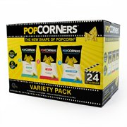 POPCORNers Variety Pack, 1.1 oz, 24 Count