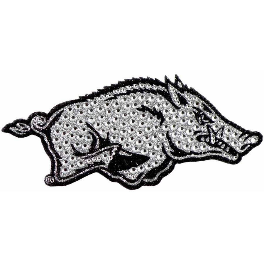 NCAA Arkansas Bling Emblem