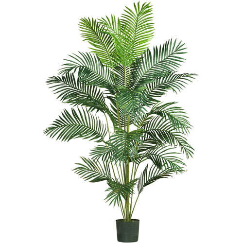Natural 7-ft. Artificial Paradise Palm