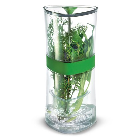 Cuisipro Compact Herb Keeper Keeps Herbs Fresh Storage -