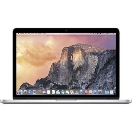 Certified Refurbished - Apple MacBook Pro Retina 13-Inch Laptop - 2.6Ghz Core i5 / 8GB RAM / 256GB SSD ME662LL/A (Grade