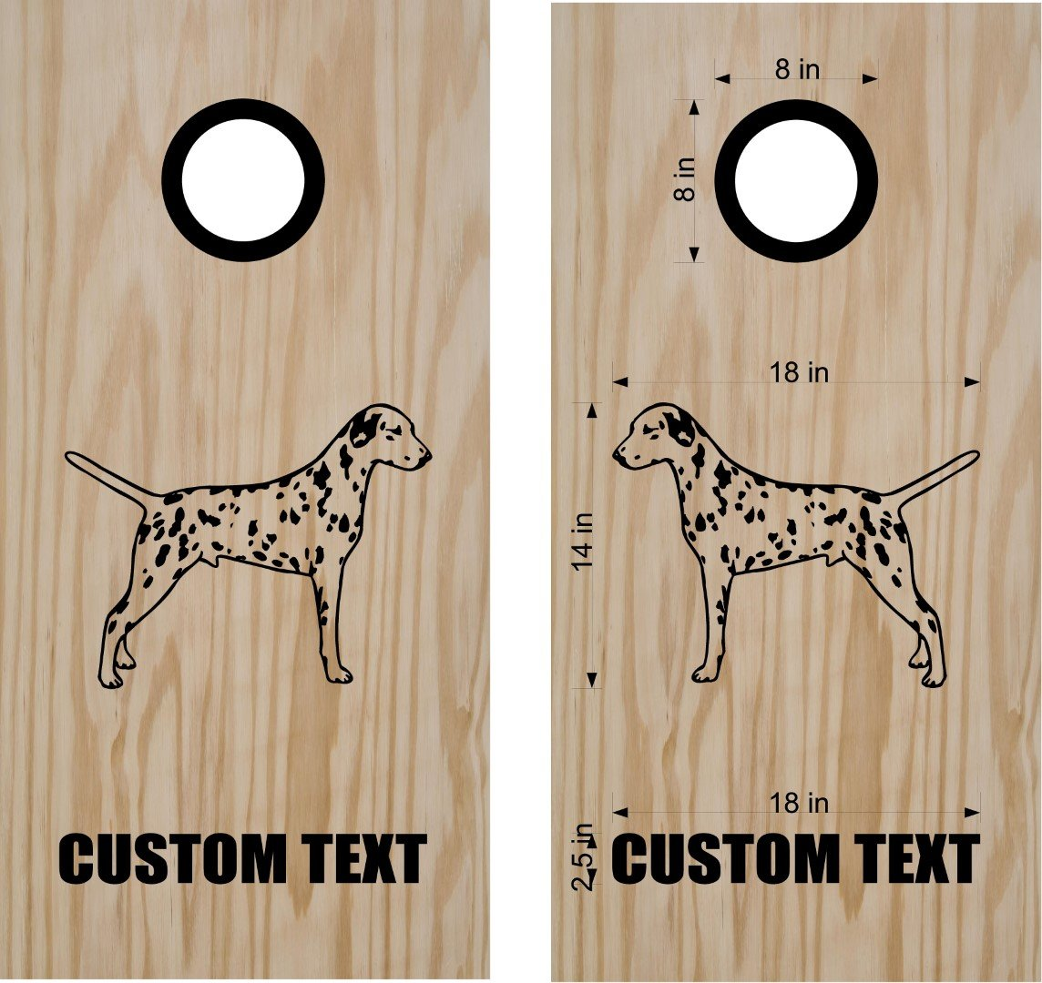 Bean Bag Toss Game Chocolate Labs Corn Hole Boards