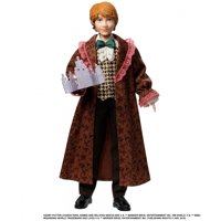 Harry Potter Ron Weasley Yule Ball Doll with Film-Inspired Outfit