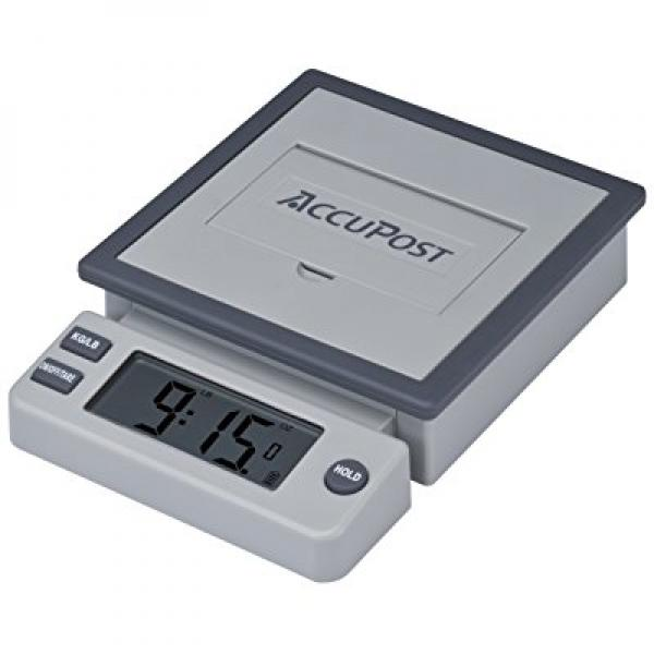 AccuPost PP-110 Desktop Postal Scale with USB Cable 10 lbs. by