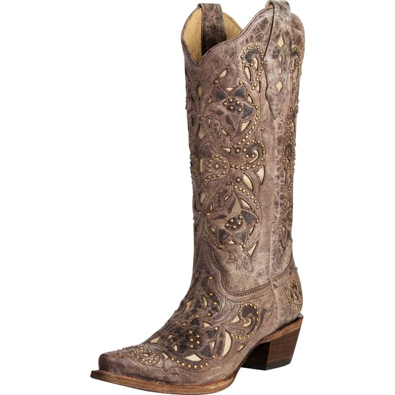 Corral Boot Company Corral Boot Company Womens Brown