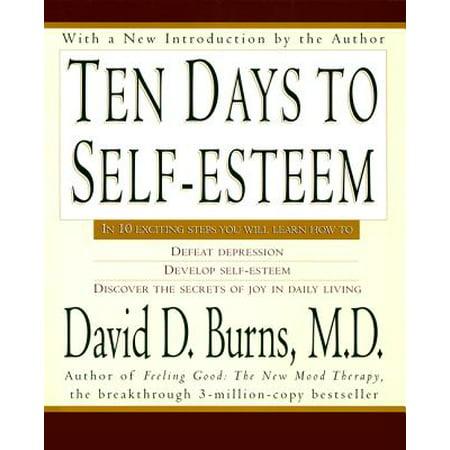Ten Days to Self-Esteem - eBook