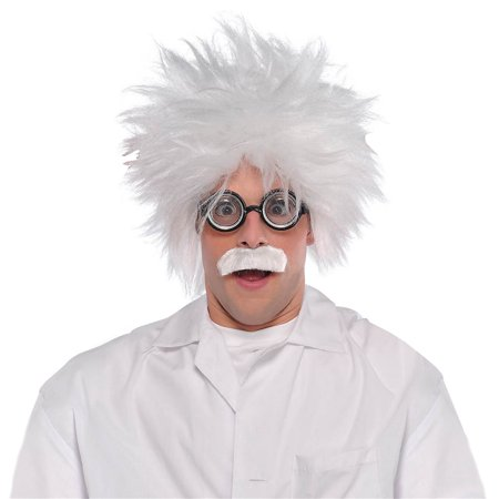 Mad Scientist Kit Adult Costume Accessory - Mad Scientist Coat