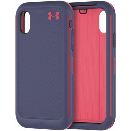 Under Armour UA Protect Ultimate Case - Protective case for cell phone - polycarbonate - midnight navy, coral cove - for Apple iPhone (Best Phone Under 150)