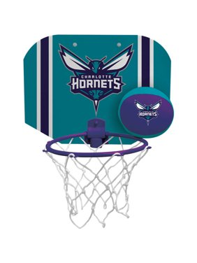 Rawlings NBA Slam Dunk Softee Hoop Set Charlotte Hornets