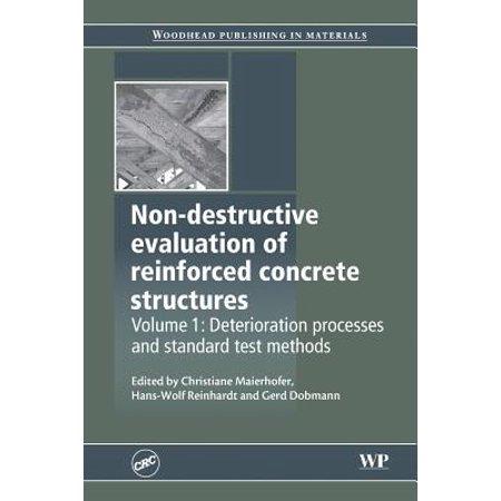 Non Destructive Evaluation Of Reinforced Concrete