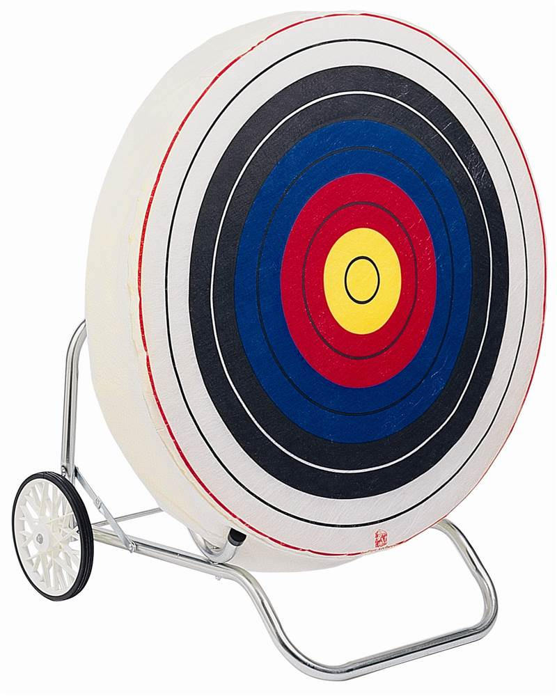"Bear Archery foam target 36"" (36 in. Dia., 6 in. thick) by Escalade Sports"