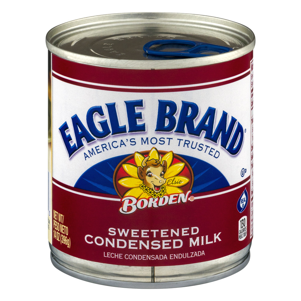 Borden Eagle Brand Sweetened Condensed Milk, 14.0 OZ