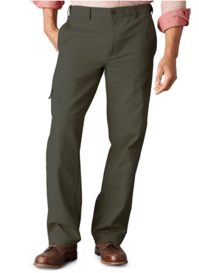 "Dockers ""Pacific Collection"" Mens Comfort Cargo Classic Fit Pants (Light Buff, 32X29) by"