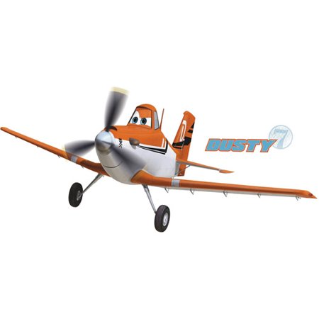 Planes Dusty Crophopper Peel and Stick Giant Wall Decals