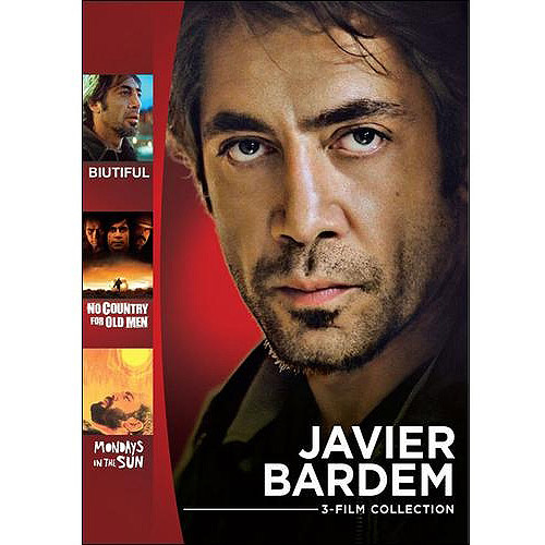 Javier Bardem 3-Film Collection: Biutiful / Mondays In The Sun / No Country For Old Men (Widescreen)