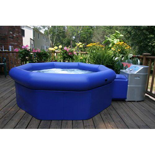 InstaSpa Inflatable Portable Whirlpool Spa
