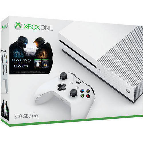 Xbox One S Halo Collection Bundle (500GB)