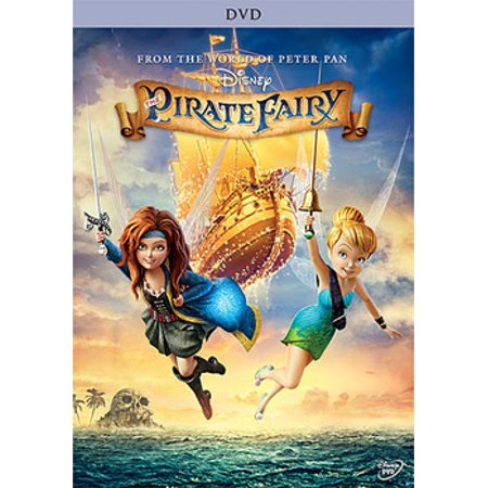 The Pirate Fairy (DVD) - Adult Pirate Movie