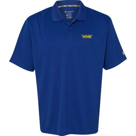 Us Airforce Uniform (U.S. Air Force Vietnam Large Royal Blue Moisture Wicking)