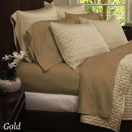 Image of 4-piece Set: Original Best Bamboo Rayon from Bamboo Egyptian Comfort Bed Sheets