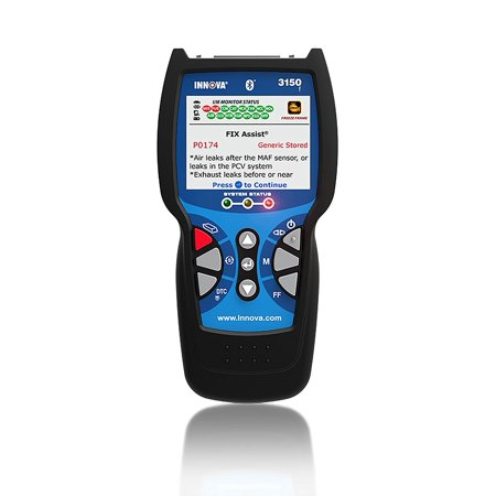 Innova 3150f OBD2 Diagnostic Tool with ABS & SRS