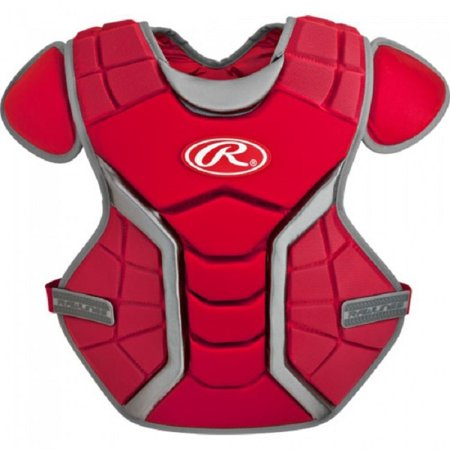 Rawlings CPRNGDJR Red Renegade Jr Youth Chest Protector 13