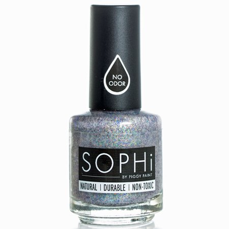 SOPHi Nail Polish, Winking of You, Non Toxic, Safe, Free of All Harsh Chemicals - 0.5 Fluid