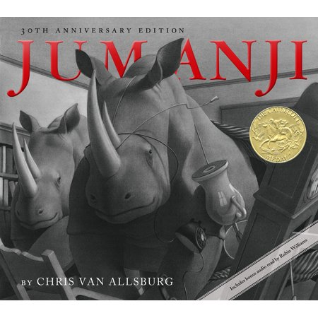 Jumanji 30th Anniversary Edition (Contemporary Perspectives On Rhetoric 30th Anniversary Edition)