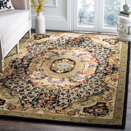 Safavieh Classic Chandler Floral Bordered Area Rug Or Runner ()