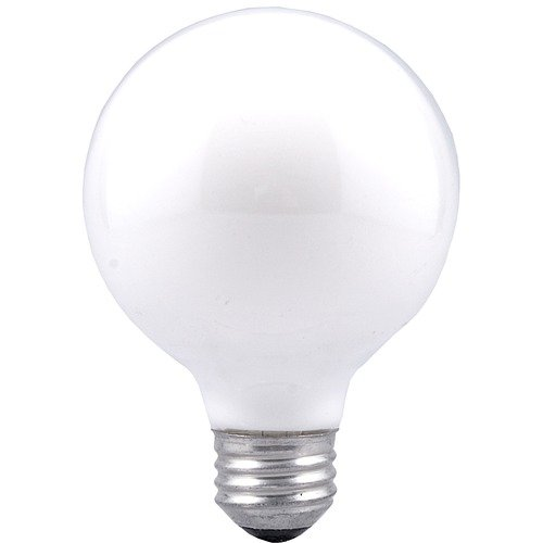 Sylvania Decor G25 40 Watt 120 V Incandescent Bulb in Soft White