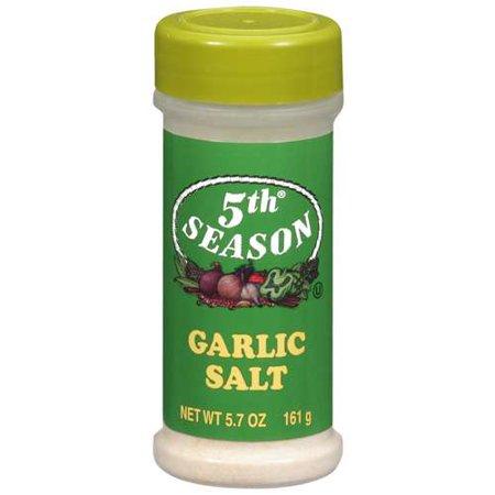 Image of 5th Season Garlic Salt, 5.7 oz