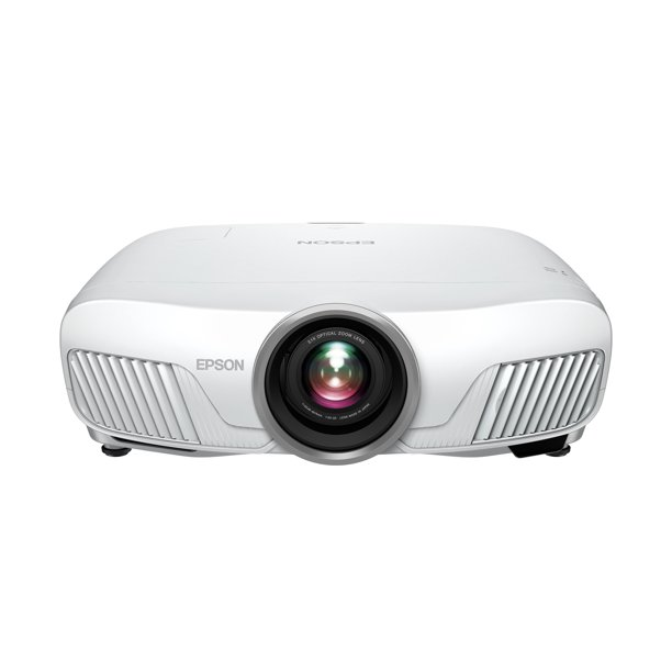 Epson Home Cinema 4010 4K PRO-UHD Projector with Advanced 3-Chip Design and HDR with 100% Balanced Color and White Brightness and Ultra Wide DCI-P3 Color Gamut
