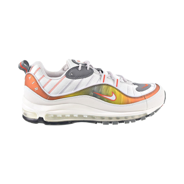 Nike - Nike Air Max 98 SE Men's Shoes Vast Grey-Team Orange-Summit White cd0132-002 - Walmart.com