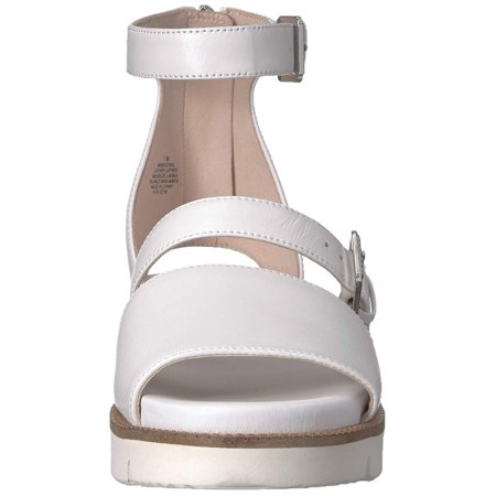05f1fe20d1e7a Nine West Women's Satoria Leather Flat Sandal | Walmart Canada