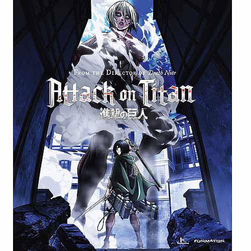 Attack On Titan: Part Two (Walmart Exclusive) (Japanese) (WALMART EXCLUSIVE)