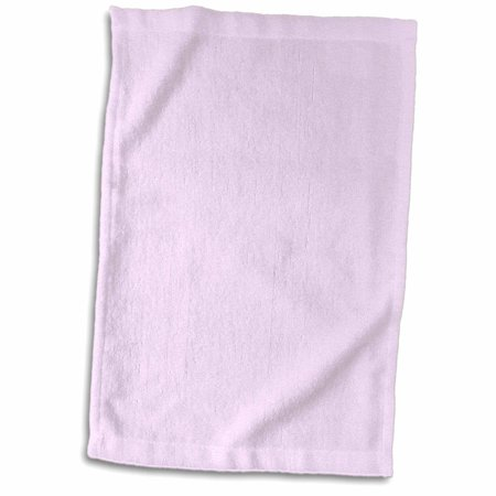 Shabby Chic Baby (3dRose Light pink - pastel shabby chic girly girl pale baby pink - feminine plain simple solid color - Towel, 15 by 22-inch )