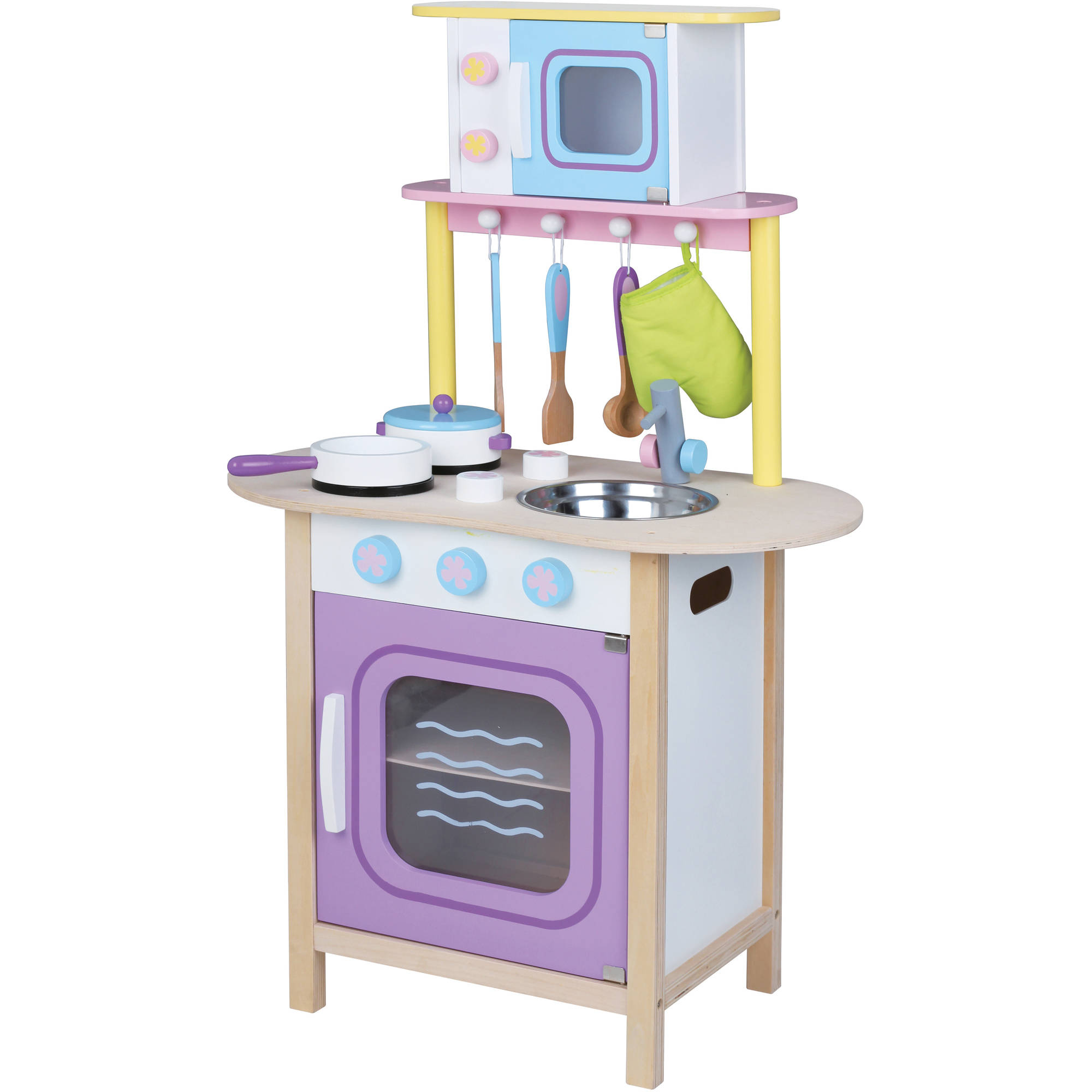 Windsor Kitchen with Microwave