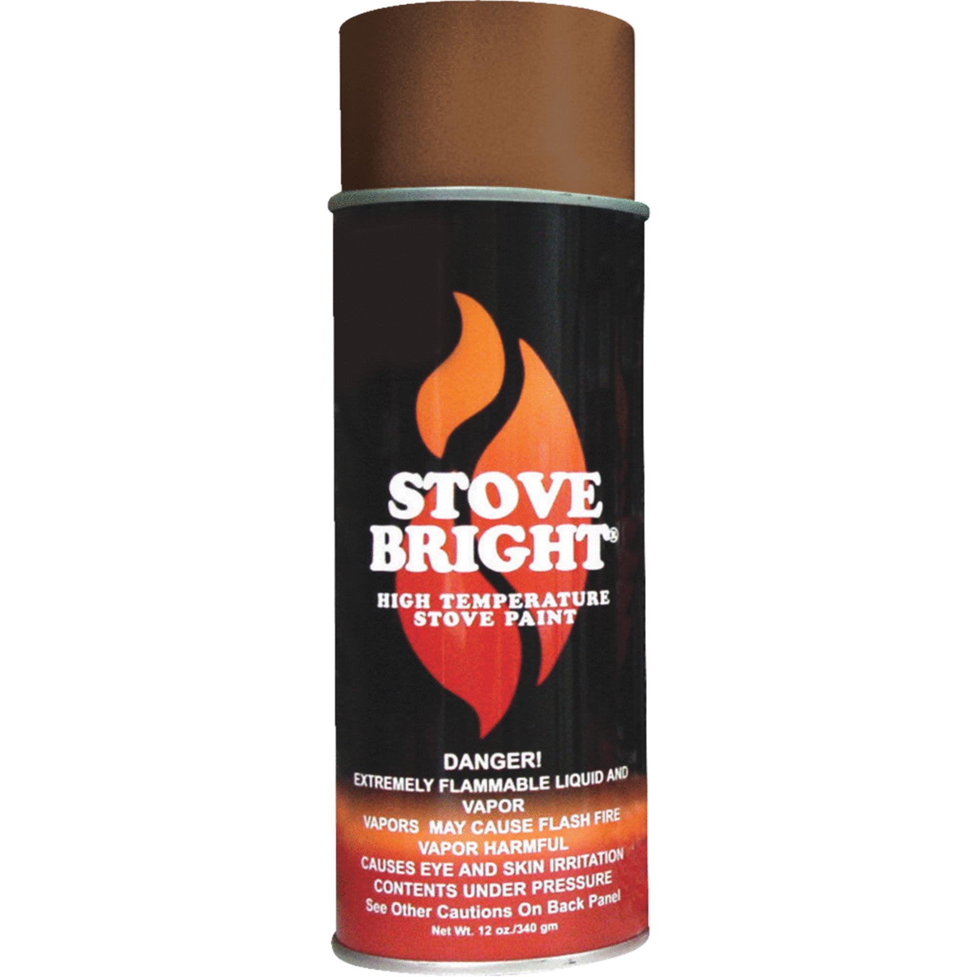 Stove Bright High Heat Spray Paint