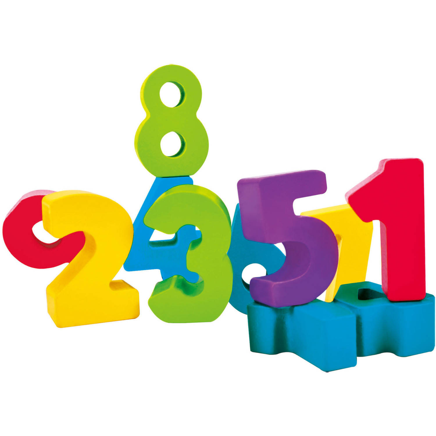 Image of J'adore 1 to 20 Numbers+Math