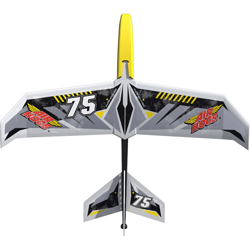 Air Hogs Rip Force Glider, Yellow by