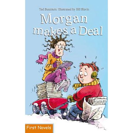 Morgan Makes a Deal - eBook (Let's Make A Deal Halloween 2019)